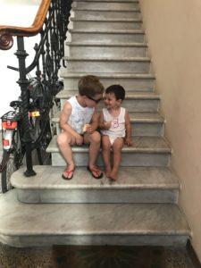 bambini in vacanza in versilia