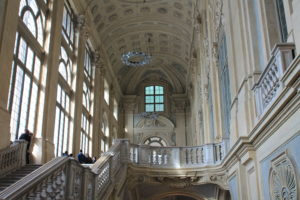 palazzo madama interni