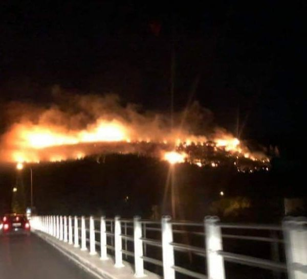 Brucia Vecchiano, brucia casa, brucia Pisa