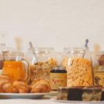 tenuta di capezzana cosa mangiare a colazione