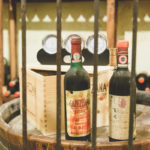capezzana bottiglie d'epoca