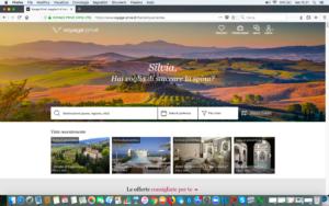voyage prive homepage