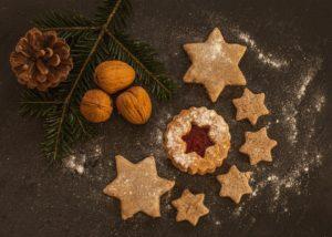 biscotti di natale albanesi