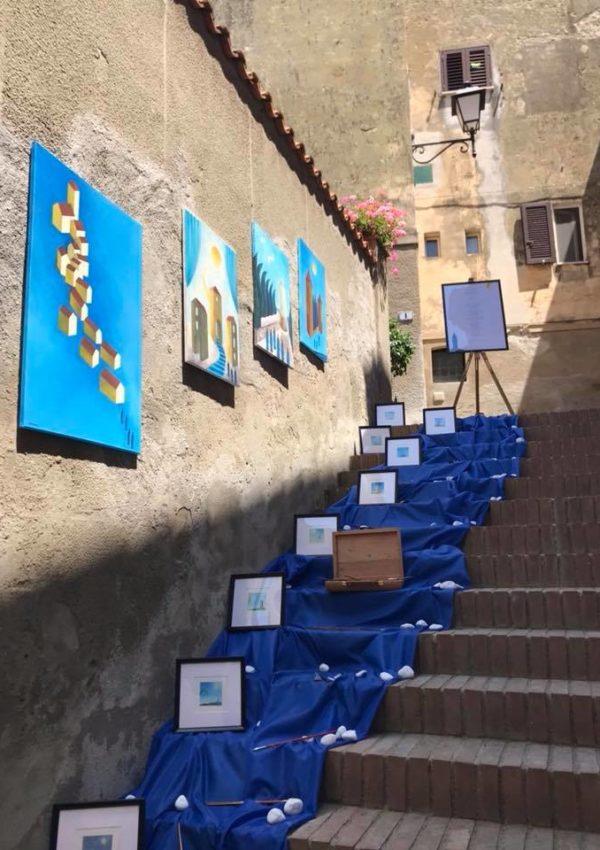 Cinzia, Graziano, Ospiti del Borgo e le Blogging Breakfast: storia di una copertina
