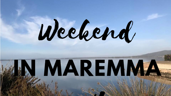 Weekend in maremma