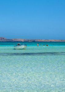 Balos, Creta