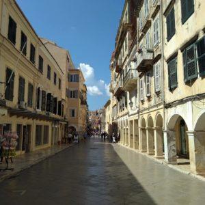 Corfù città vecchia