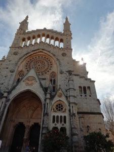 Iglesia San Bartolomeu a Maiorca