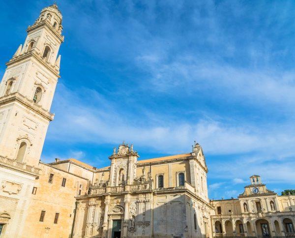 Vacanze a Lecce: la regina del Barocco del sud Italia