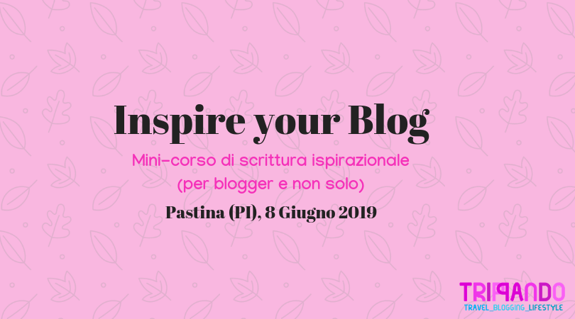 Inspire your Blog