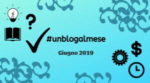 #unblogalmese giugno 2019