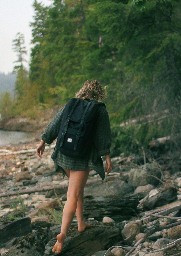 Backpacking-zaino in spalla-estate