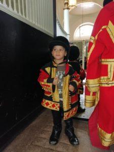 giacomo travestito alle royal mews