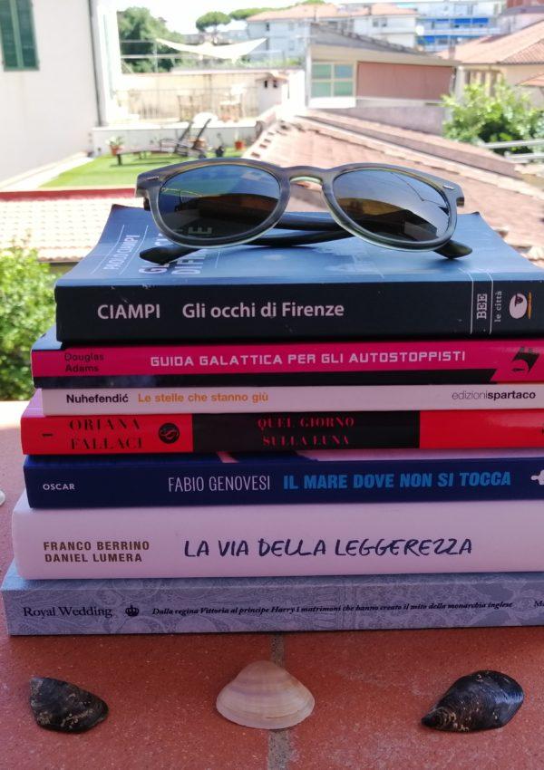 7 libri da mettere in valigia