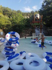piscina piccola vallicella glamping resort