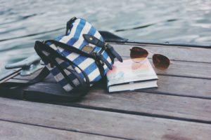a perfetta borsa da viaggio