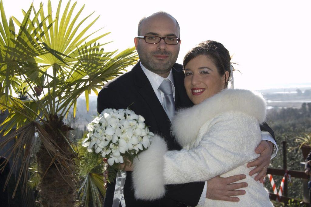 silvia ceriegi enrico fagiolini matrimonio