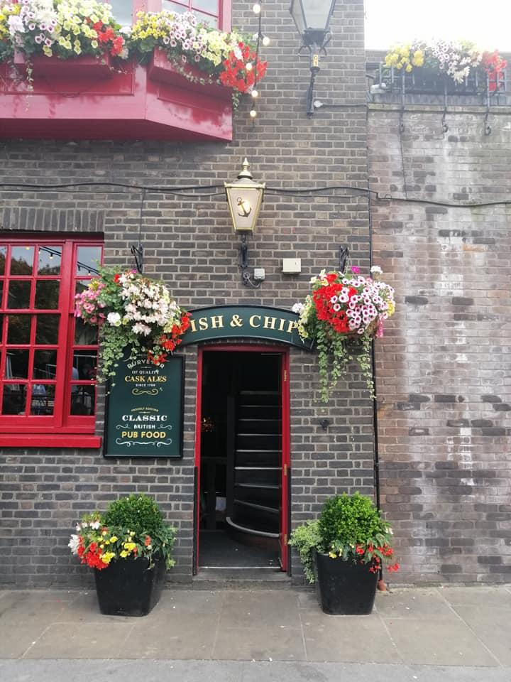 pub southbank londra