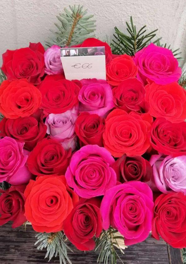 Donne, fiori… dududu