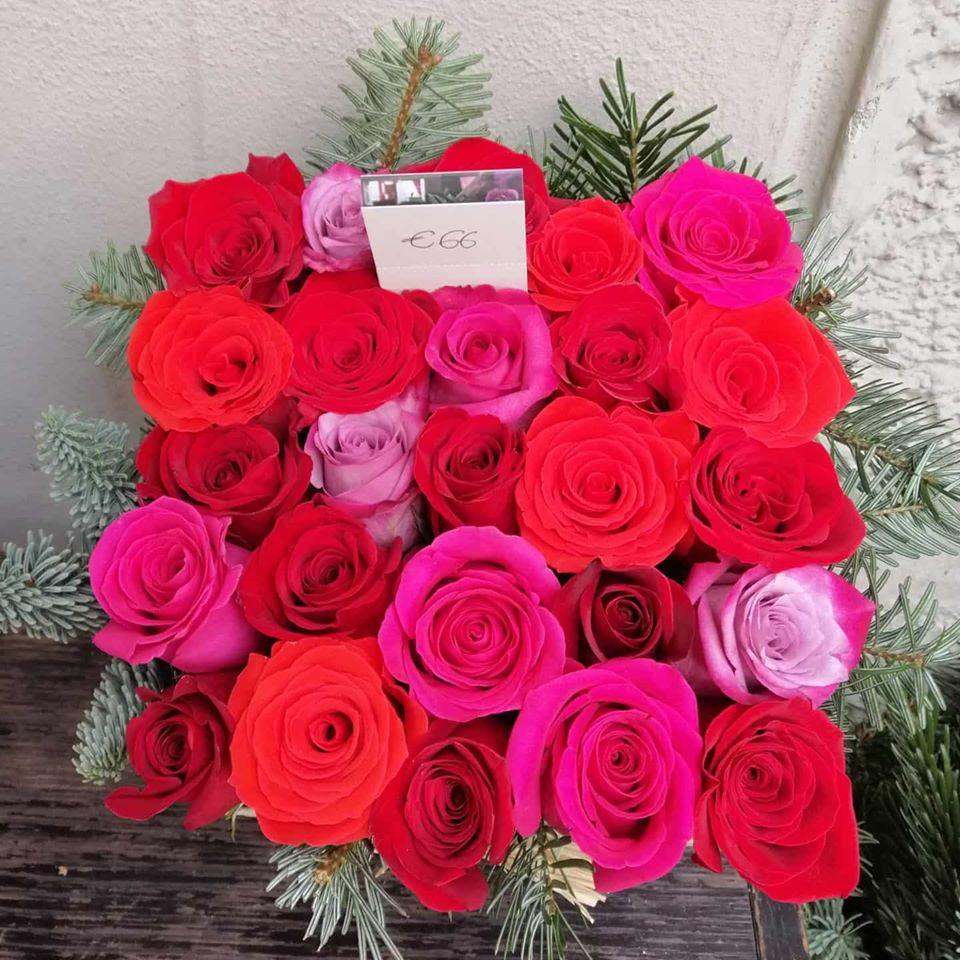 donne fiori