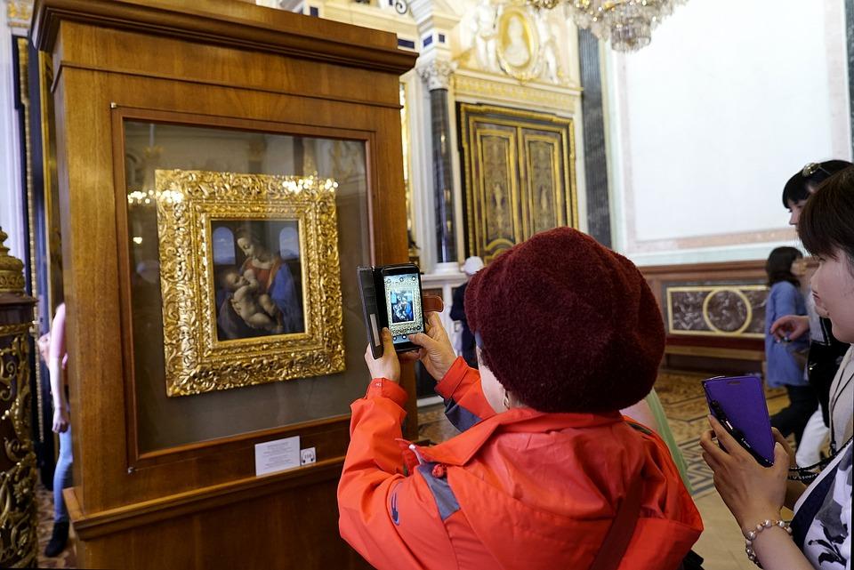 musei del mondo da visitare online