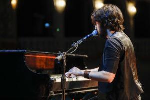 Salvatore Battaglia in concerto