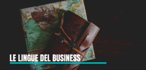 2020_ Le lingue del business