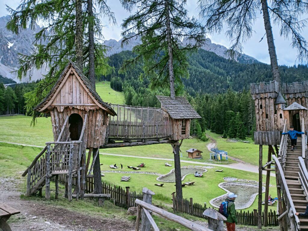 il villaggio degli gnomi a baranci