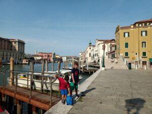 imbarcadero venezia
