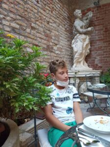 sala colazioni al ponte mocenigo venezia