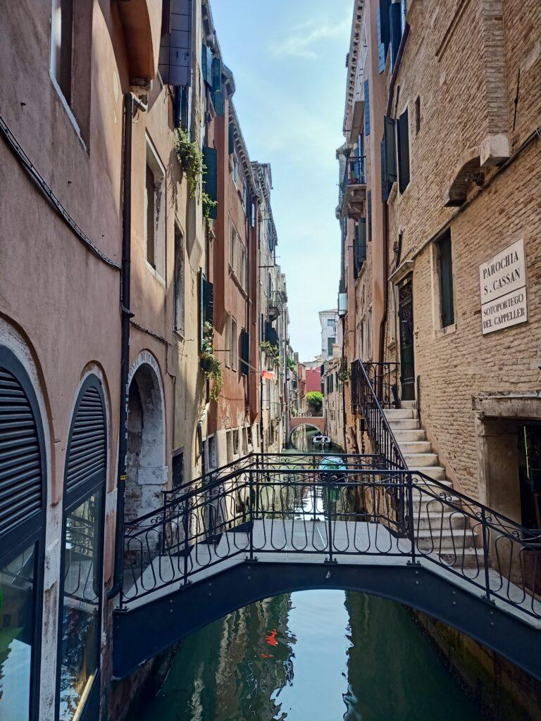 strade di venezia